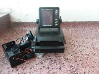 Eagle Supra Pro I.D Fish Finder W/Case Transducer Power Cord