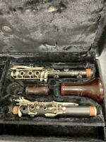 Used Leblanc Concerto Clarinet with Backun Barrel and Bell