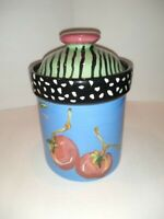 Droll Designs Ceramic Canister 6