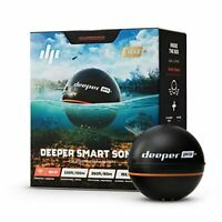 PROSmart Sonar GPS Portable Wireless Wi-Fi Fish Finder for Shore and Ice Fishing