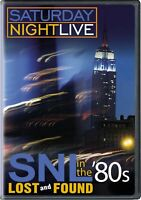 Saturday Night Live Lost amp; Found SNL in the 80#x27;s DVD NEW $5.84
