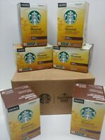 Starbucks Caramel Keurig K Cup Pods Medium Roast 60 Count exp 10 16 2020