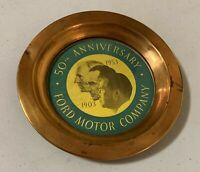 Vintage 50th Anniversary FORD MOTOR COMPANY Advertising 1903 1953 Commemorative