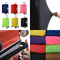 """US Elastic Luggage Suitcase Protector Cover Suitcase Anti Dust Scratch 18quot; 28"""""""