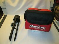 MarCum VS485c fish finder and camera panner
