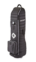 Samsonite Spinner Wheeling Golf Travel Cover Black