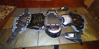 M Fox Racing Race Frame Roost Guard Adult Chest Protector MX ATV Offroad Enduro