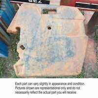 Used Suitcase Weight Compatible with Case IH 7130 7140 7230 7120 7110 7240 7150
