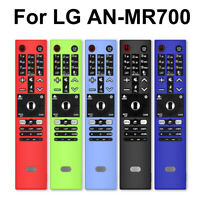 Silicone Case Protective Cover Skin for LG Smart TV AN MR700 Remote Controller $7.99
