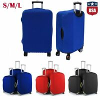Travel Luggage Anti scratch Cover Protector Elastic Suitcase Dustproof 18 28inch