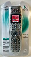 Logitech Harmony 650 One Touch Universal Remote Control Black Gray Color Screen $159.95