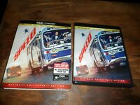 SPEED 4K UHD AND BLU RAY No Digital W Slipcover $18.99