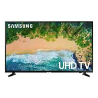 SAMSUNG 50quot; Class 4K UHD 2160p LED Smart TV with HDR UN50NU6900 $299.00