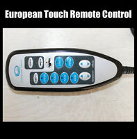 European Touch Remote Controller Solace Forte Altera Roller Vibration Massage $49.95