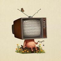 Mike I TV Dude by Mike Mitchell $40.00