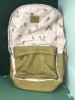 Disney Backpack Aristocats Marie Pink Bag New