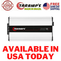 TARAMPS SMART5 AMPLIFIER 1 2 OHMS 5000W RMS SAME DAY SHIPPING USA DEALER $559.00