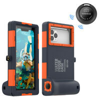Professional Diving Phone Case Waterproof Protective Cover for iPhone Samsung $42.99