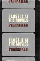 PAULINE KAEL I LOST IT AT THE MOVIES FIRST EDITION Atlantic Monthly Pr 1965 $100.00