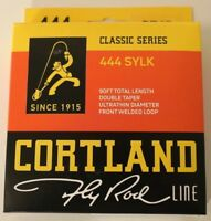 Cortland 444 Classic Sylk Fly Line DT4F FREE FAST SHIPPING