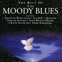 The Moody Blues Best of New CD