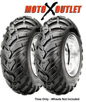 Ancla 25x8x12 Atv Tires CST Maxxis Pair Two Front 25 8 12 Set of 2