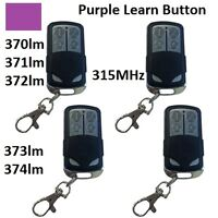 New Comp 371LM LiftMaster Sears Chamberlain Remote 373lm 370lm USA Seller 4PK $28.00