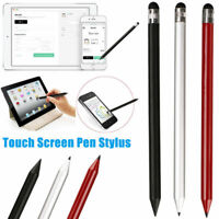 2 in 1 Universal Touch Screen Pen Stylus For iPhone iPad Samsung Tablet Phone PC $7.48