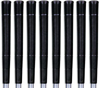 Tacki Mac Arthritic Black Golf Grips Oversize (+3/32) - Set of 8 - NEW