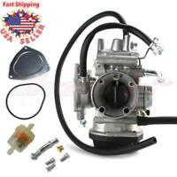 New Carburetor Kit for Suzuki LTZ400 Quadsport Z400 ATV Quad Carb 2003-2007 USA