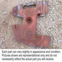 Used Suitcase Weight Compatible with New Holland TL90 TL80 5635 TL100 TL70 6635