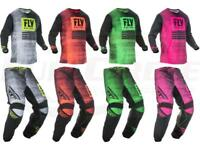 Fly Racing Kinetic Noiz Jersey Pant Combo Set MX Riding Gear MX/ATV Motocross