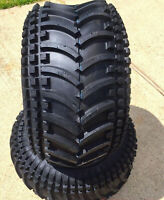 2 - (PAIR) 25x12.00-9 D930 ATV Stryker Tires Tire 25x12-9 25/12-9 Free Shipping