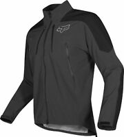 Fox Mens Legion Downpour Charcoal Grey Dirt Bike Jacket Dual Sport Trail ATV