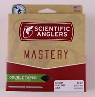 Scientific Anglers Mastery Double Taper Fly Line DT4F Free Fast Shipping 112628