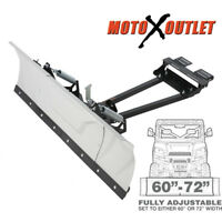 Kolpin Switchblade Utv Snow Plow Adjustable 60