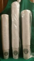 OLD LOGO 2010 STARBUCKS STORE PAPER CUPS 3 SLEEVES OF CUPS TALL GRANDE VENTI