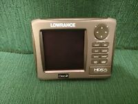 Lowrance HDS 5 GEN 2 With Transducer