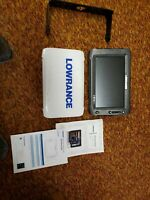 Lowrance hds 9 gen 2 touch screen