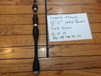 St.Croix Legend Extreme spinning Rod