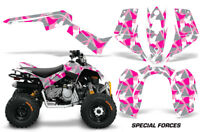 ATV Graphics Kit Quad Decal Sticker Wrap For Can-Am DS90 2007-2018 SPECIAL PINK
