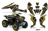 ATV Decal Graphics Kit Quad Wrap For Can-Am Renegade 500 X/R 800X/R 1000 SWIFT Y