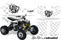 ATV Graphics Kit Quad Decal Wrap For Can-Am DS450 XMX XXC 2008-2016 RELOADED K W