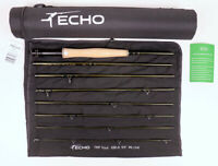 Echo Trip Trout Fly Rod 9 FT 6 WT 8-Piece Rods Easy Travel FREE FAST SHIPPING