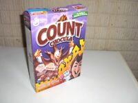 Vintage 2003 COUNT CHOCULA Funko WACKY WOBBLER offer Cereal Box