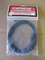 Bottom Line Transducer Extension Cable For Bottom Line Fish Finder 1-4