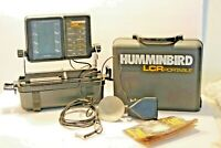 Humminbird LCR Portable 2 Fish Finder with Transducer ( Working )