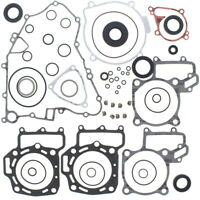 Complete Gasket Kit with Oil Seals For Kawasaki KVF750 Brute Force 05-2012 750cc