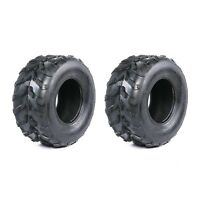 Pack of 2 Tires 16x8-7 for Quad Bike ATV Dunne Buggy Ride on Mower Turn Turf