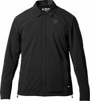 Shift Racing Mens Black Recon Coaches Dirt Bike Jacket MX ATV 2020